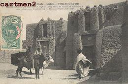 TOMBOUCTOU MAISON DE L'EXPLORATEUR  ANGLAIS LAÏNG SOUDAN AFRIQUE OCCIDENTALE - Soudan