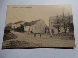 Sautour - La Croix.- Quatre Chemins. - Philippeville