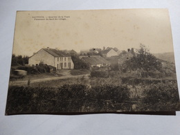 Sautour - Quartier De La Vaux - Panorama Du Haut Du Village. - Philippeville