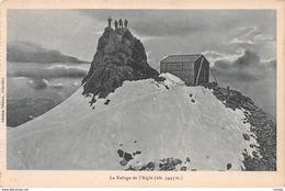 38-REFUGE DE L AIGLE-N°C-3446-E/0283 - Autres Communes