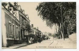 Thiviers Avenue De La Gare - Thiviers