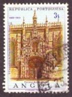 Angola 1969 - V Centenário Do Nascimento Do Rei D. Manuel I, 1469-1521 - Angola