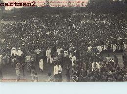 VOYAGE DU MINISTRE DES COLONIES A LA COTE D'AFRIQUE ABOMEY DAHOMEY - Dahomey