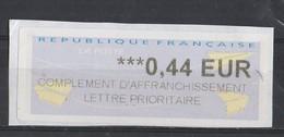 Complément D'affranchissement LP  0.44 - 2000 «Avions En Papier»