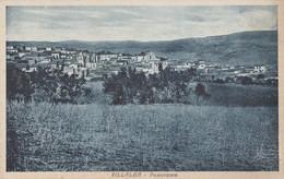 VILLALBA - PANORAMA - Caltanissetta
