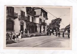 CPSM.  14 X 9  -  493  -   GAILLARD - MOELLESULAZ  -  Frontière  Franco-Suisse.  Les  Postes De Douane. - Altri Comuni