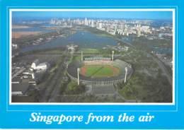 STADE Stadium - Asia Asie - SINGAPORE Singapour : National Stadium - CPM - Estadio Stadion El Stadio Lo Statio - Stadions