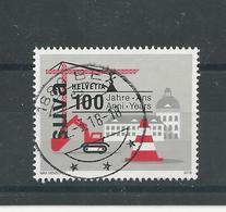 2018 ZNr 1675 (1912) - Oblitérés