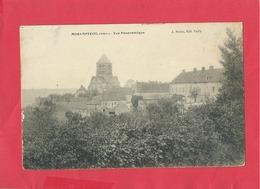 CPA Abîmée - Monampteuil  -(Aisne) - Vue Panoramique - Altri Comuni