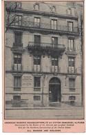 FRANC MACONNERIE - American Masonic Headquarters - 10 Av. Victor Emmanuel III - PARIS - Non Classés