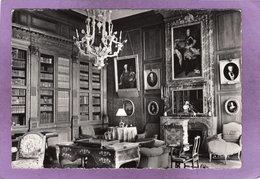 88 HAROUE Château De Craon La Bibliothèque  Edition La Cigogne N° 54 252 05 - Frankreich