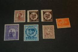 K24037 - Stamps  Mint Hinged  Romania - Otros
