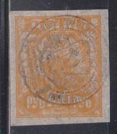 RUSSIA Scott # 181b Used - Pelure Paper - 1917-1923 Repubblica & Repubblica Soviética