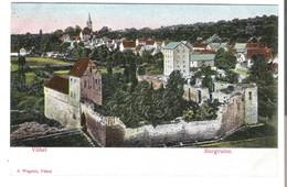 Vilbel - Burgruine Von 1900 (4291) - Bad Vilbel