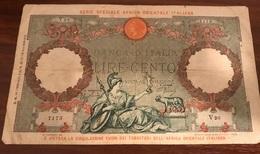 Rare 50 Lire 1938 Italian East Africa Special Edition - 50 Lire Serie Speciale Africa Orientale Italiana 1938 - Somalia
