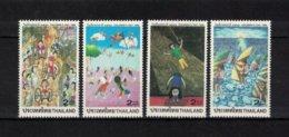 THAILAND ,  1998 , ** , MNH , Postfrisch ,  Mi.Nr. 1830 - 1833 - Thailand