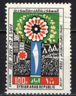SIRIA - 1981 - Intl. Workers'SolidarityDay - USATO - Siria