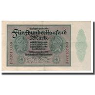 Billet, Allemagne, 500,000 Mark, 1923, 1923-05-01, KM:88a, SUP - [ 3] 1918-1933 : República De Weimar
