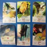 Cuba 2019 Bats 6v + S/S MNH - Cuba