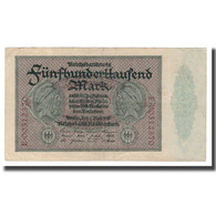 Billet, Allemagne, 500,000 Mark, 1923, 1923-05-01, KM:88a, TTB - 1918-1933: Weimarer Republik