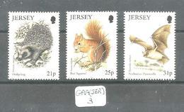 GRA(JER) YT 891/896 En XX - Jersey