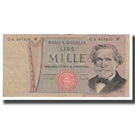 Billet, Italie, 1000 Lire, 1969-1981, 1969, KM:101a, TB - [ 2] 1946-… : Républic