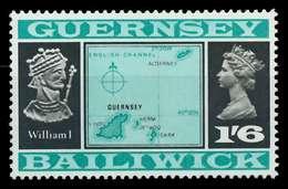 GUERNSEY 1969 Nr 18I Postfrisch X871272 - Guernsey