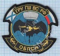 RUSSIA / Patch Abzeichen Parche Ecusson / Armed Forces Navy Fleet Combat Swimmers. Intelligence Service Special. Diver - Escudos En Tela