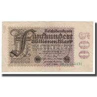 Billet, Allemagne, 500 Millionen Mark, 1923, 1923-09-01, KM:110b, TTB - [ 3] 1918-1933: Weimarrepubliek