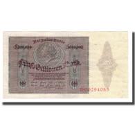 Billet, Allemagne, 5 Millionen Mark, 1923, 1923-07-25, KM:90, SUP - [ 3] 1918-1933 : République De Weimar