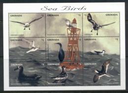 Grenada 1998 Seabirds Sheetlet MUH - Grenada (1974-...)