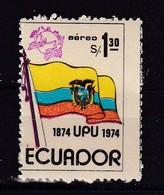 379k * ECUADOR 1629 * 1 FEINE WERTE UPU * POSTFRISCH **!! - Ecuador