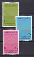 388k * JORDANIEN * 3 FEINE WERTE UPU * POSTFRISCH **!! - Jordanien