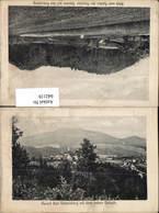 642119,Bad Geltschberg Daheim Kreuzberg Lazne Jelec Böhmen Aussig Lewin - Ansichtskarten