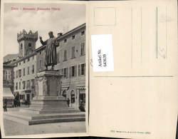 643639,Trentino Trento Monumento Alessandro Vittoria - Bolzano (Bozen)