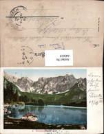 643619,Trentino Weissenfelser See Tarvis Tarvisio Weissenfels Fusine - Bolzano (Bozen)