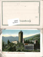 643601,Trentino Ruine Strassberg B. Gossensass Ried Sterzing Vipiteno Burg Südtirol - Bolzano (Bozen)