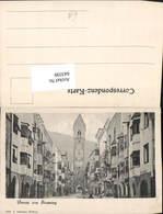 643599,Trentino Gruß Aus Sterzing Vipiteno Straßenansicht - Bolzano (Bozen)