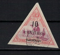 COTE DES SOMALIS        N°  YVERT    33          OBLITERE       ( Ob   5/56 ) - Used Stamps