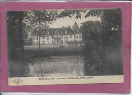 25.- NOVILLARS .- Château D' Hotelans - Francia