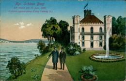 AK Kgl. Schloss Berg, König Ludwig II (32079) - Deutschland