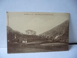 SOSPEL 06 ALPES MARITIMES GOLF HOTEL ON THE LINKS CPA Vichy Imp E Brunet - Hotel's & Restaurants