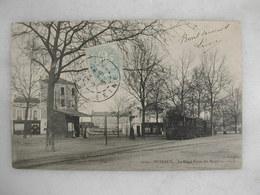 PUTEAUX - Le Rond Point Des Bergères - Puteaux