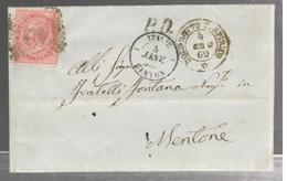 25283 - De BORGHETTO S. SPIRITO - 1861-78 Victor Emmanuel II.