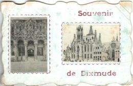 41thn 1409 CPA - SOUVENIR DE DIXMUDE - Diksmuide