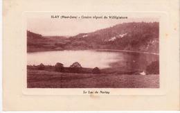 ILAY-LE  LAC DU NARLAY - France