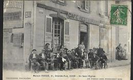 Maison Rodde  51, Grande Rue, Avon  En Face De L' Eglise        CPA 2012 - Avon