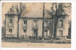 Carte  De Lusigny Le Château ( Tachée Dommage Car Peu Courante ) - Andere Gemeenten