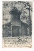 Sur Le Front Dans L' Aisne Chapelle Catholique ( Nougarede éditeur à Claye )( Chapelle Provisoire Militaire Guerre ) - Frankrijk