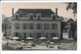 Carte De L' Auberge D' Auteuil Pontchartrain NEAUPHLE LE CHATEAU ( Format C.P.A ) - Neauphle Le Chateau
